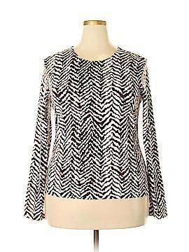 Kim Rogers Long Sleeve T-Shirt Size XL