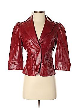 Arden B. Leather Jacket Size S