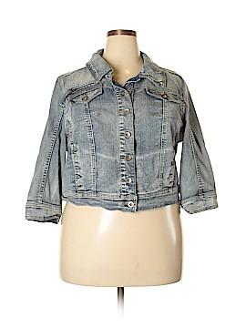 Fashion Bug Denim Jacket Size 20 (Plus)
