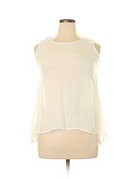 Japna Sleeveless Blouse Size L