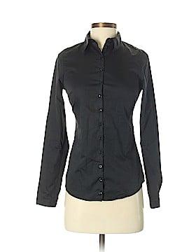 Anne Fontaine Long Sleeve Button-Down Shirt Size 36 (EU)