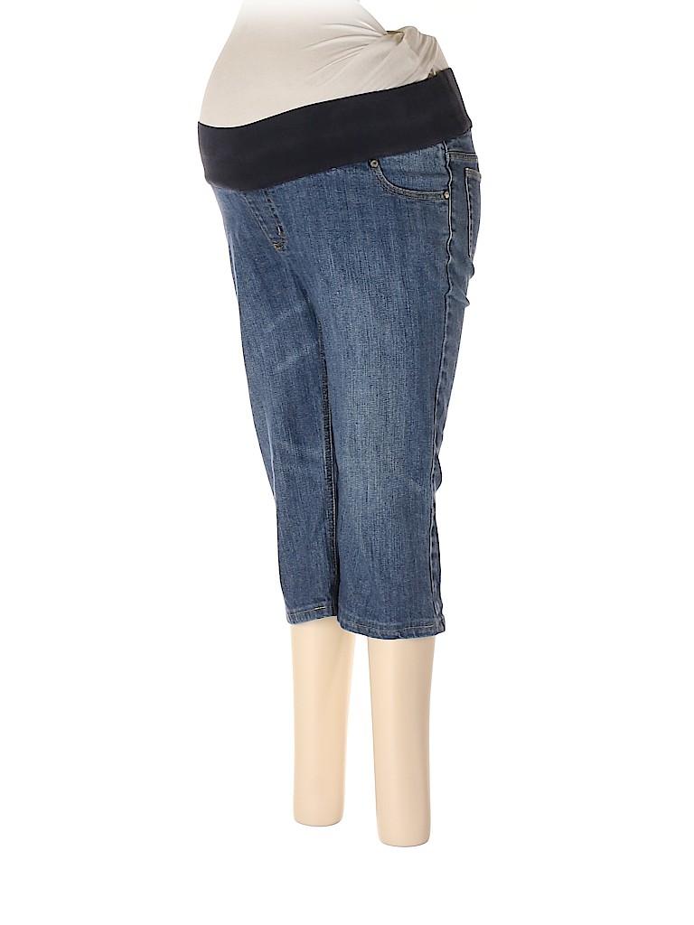 Liz Lange Maternity for Target Women Jeans Size 6 (Maternity)