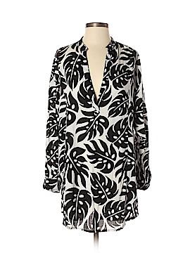 Mikoh Long Sleeve Blouse Size Sm (1)