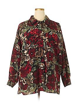 Chaus Long Sleeve Blouse Size 20 (Plus)