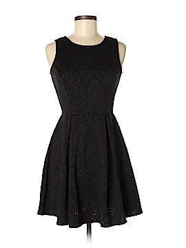 Green Envelope Casual Dress Size M