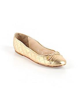 Delman Shoes Flats Size 7