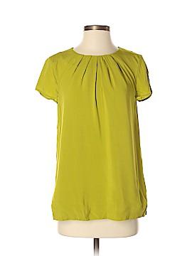 Hobbs London Short Sleeve Blouse Size 4