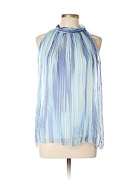 Carla Conti Sleeveless Silk Top Size L