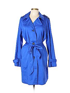 Dana Buchman Trenchcoat Size XL