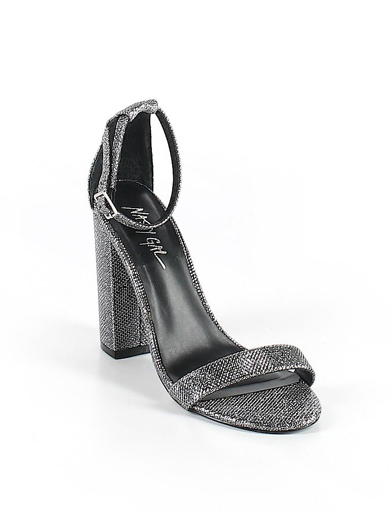 Nasty Gal Inc. Women Heels Size 8