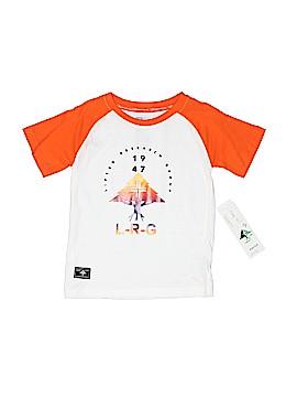 LRG Short Sleeve T-Shirt Size 4T