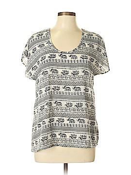 Japna Short Sleeve Blouse Size M