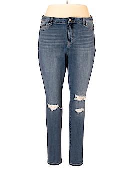 Jennifer Lopez Jeans Size 18 (Plus)