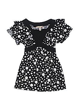 Speechless Short Sleeve Blouse Size S (Kids)