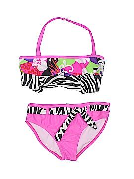 Op Two Piece Swimsuit Size 6X