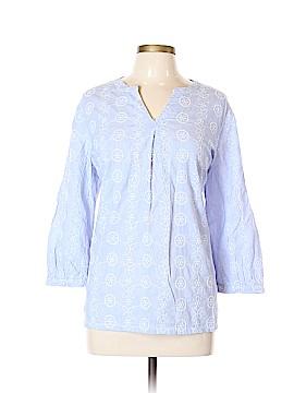 Basic Editions 3/4 Sleeve T-Shirt Size XL