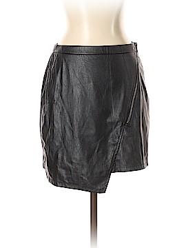 Sanctuary Faux Leather Skirt Size S