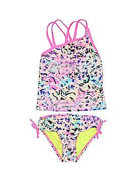 Breaking Waves Two Piece Swimsuit Size 5
