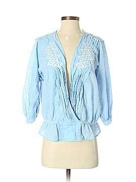 New Romantics 3/4 Sleeve Blouse Size S