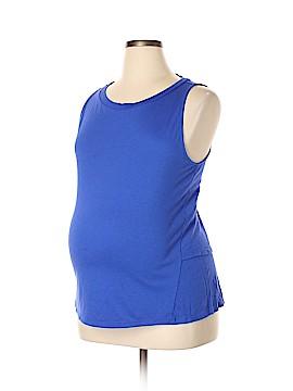 Ann Taylor LOFT Maternity Sleeveless Top Size XL (Maternity)