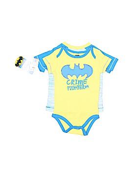 Batman Short Sleeve Onesie Size 12 mo