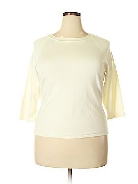 Villager Sport by Liz Claiborne Pullover Sweater Size 1X (Plus)