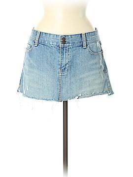 Abercrombie & Fitch Denim Skirt Size 8