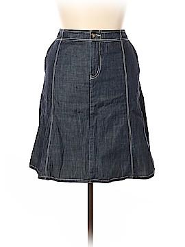 Eddie Bauer Denim Skirt Size 16