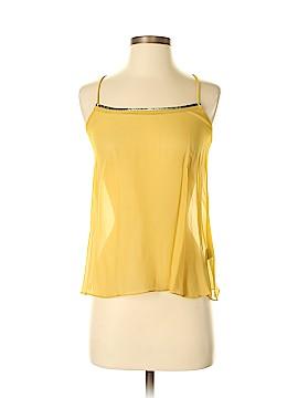 Nicole Miller Artelier Sleeveless Blouse Size P