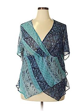 Requirements Short Sleeve Blouse Size 1X (Plus)