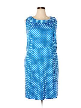 Lands' End Casual Dress Size 26 (Plus)