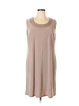 R&M Richards Casual Dress Size 14 (Plus)