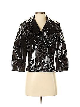 Robert Rodriguez Leather Jacket Size 4