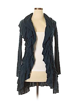 Blue Tassel Cardigan Size L
