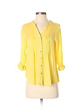 Grifflin Long Sleeve Button-Down Shirt Size S