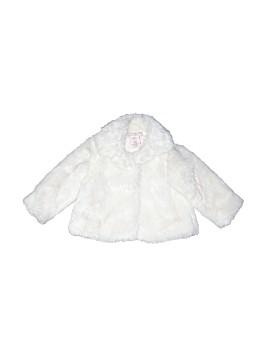 Catherine Malandrino Faux Leather Jacket Size 12 mo