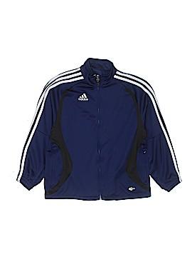 Adidas Track Jacket Size S (Youth)
