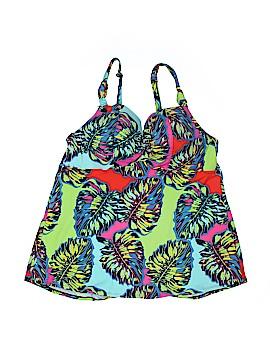 Cacique Swimsuit Top Size 2X (Plus)