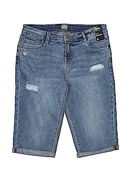 New York & Company Denim Shorts Size 6