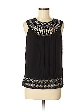 Catherine Malandrino Sleeveless Silk Top Size 6