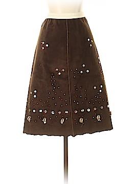 Rozae Nichols Leather Skirt Size S