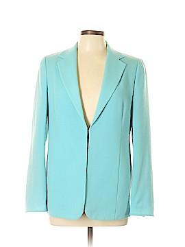 AKRIS for Bergdorf Goodman Wool Blazer Size 10