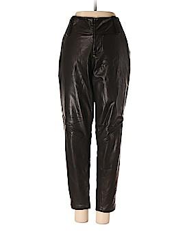Alice + olivia Leather Pants Size 0