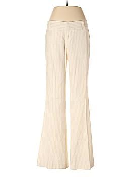 Alice + olivia Linen Pants Size 4