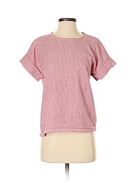 Stateside Short Sleeve Blouse Size S