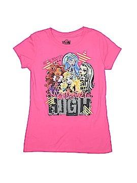 Monster High Short Sleeve T-Shirt Size 10 - 12