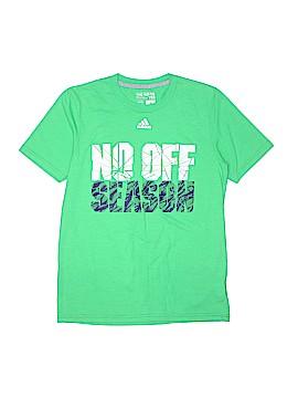 Adidas Short Sleeve T-Shirt Size 14 - 16