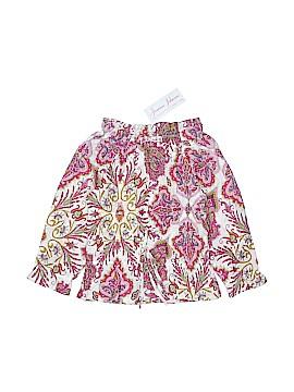 Jeanine Johnsen Long Sleeve Blouse Size 5