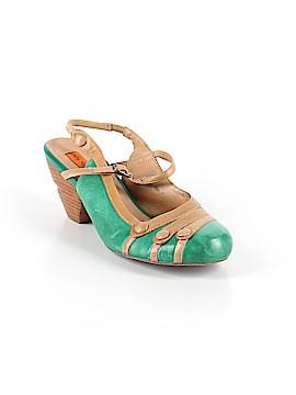 Miz Mooz Heels Size 9 1/2