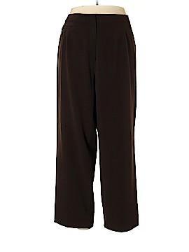 42b9c78120 Larry Levine Dress Pants Size 20 (Plus)
